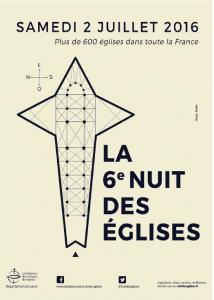 La nuit des Eglises  @ Crisenoy, Eglise Saint Pierre | Crisenoy | Île-de-France | France