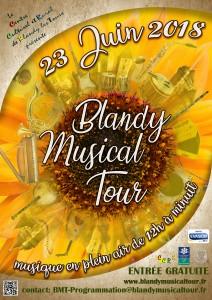 Blandy Musical Tour @ Aux pieds des remparts du chateau | Blandy | Île-de-France | France