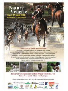 Nature et Vènerie en fête 2018 @ Grand Parquet   Fontainebleau   Île-de-France   France