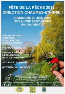 Fête de la pêche @ Pré Saint-Martin | Chaumes-en-Brie | Île-de-France | France
