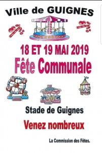 Fête communale @ Guignes