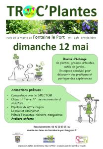 Troc'Plantes @ Fontaine-le-Port