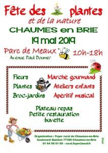 Fête des plantes et de la nature @ Chaumes-en-Brie