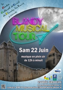 Blandy Musical Tour 2019 @ Blandy-les-Tours