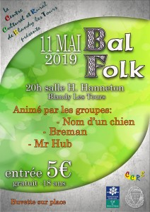 Bal folk @ Blandy-les-Tours