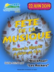Fête de la musique @ Soignolles-en-Brie