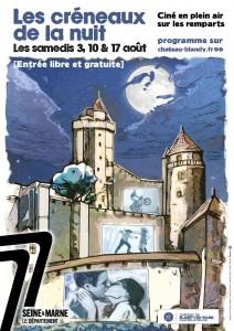 Les Créneaux de la nuit @ Blandy-les-Tours