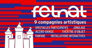 Festival Fetnat @ Blandy-les-Tours