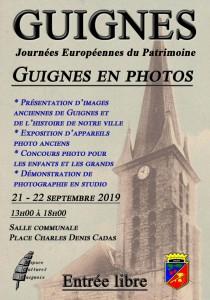 Journées du patrimoine @ Guignes