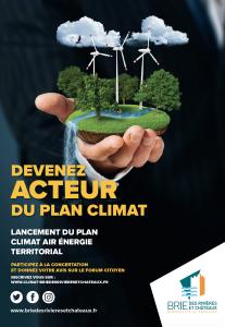 Atelier citoyen Plan Climat @ Le Châtelet-en-Brie