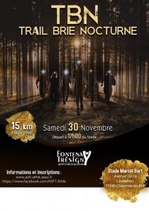 Trail Brie Nocturne @ Chaumes-en-Brie