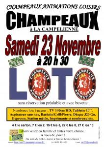 Loto annuel @ Champeaux