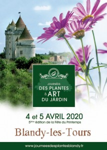Journées des Plantes & Art du Jardin @ Blandy-les-Tours