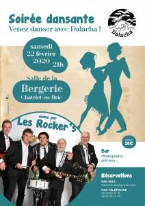 Soirée dansante @ Le Châtelet-en-Brie